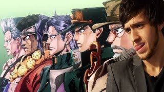 Mad Noob tries to guess Stands from JJBA: Stardust Crusaders