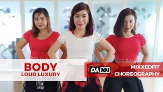 DA101 | BODY | MIXXEDFIT | DANCE FITNESS