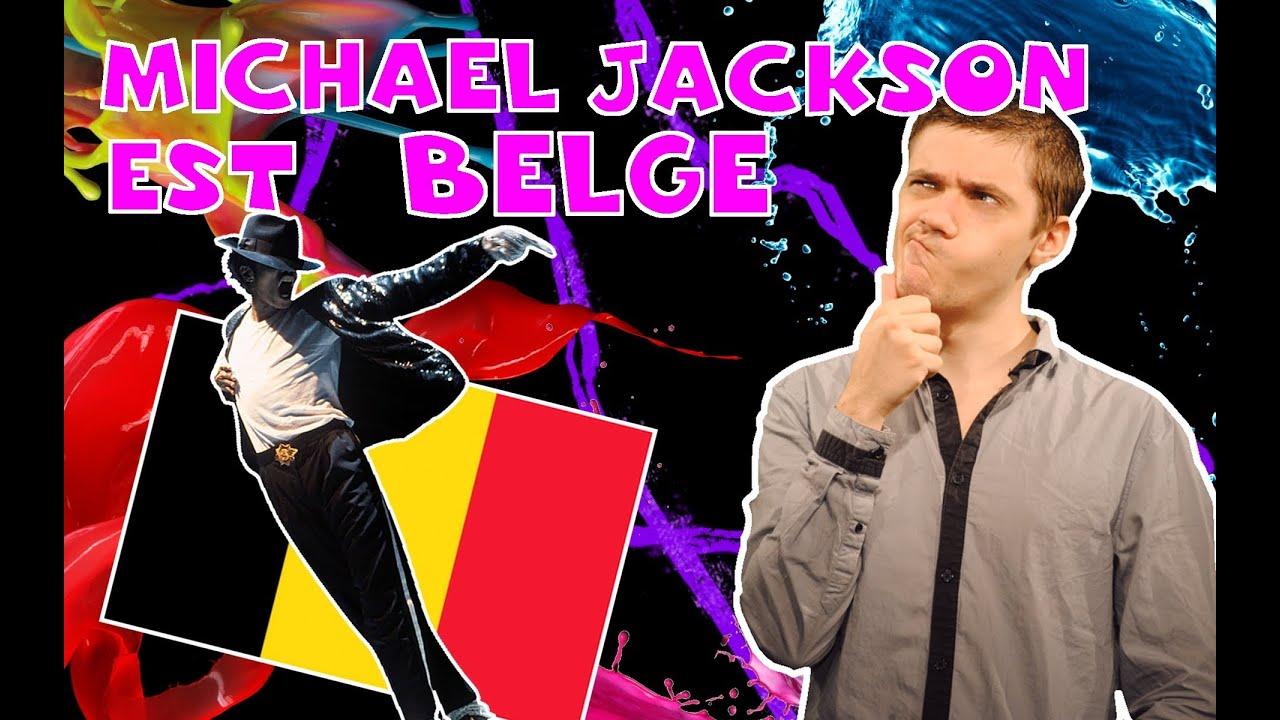 Michael Jackson est Belge – SLG N°24 – MATHIEU SOMMET