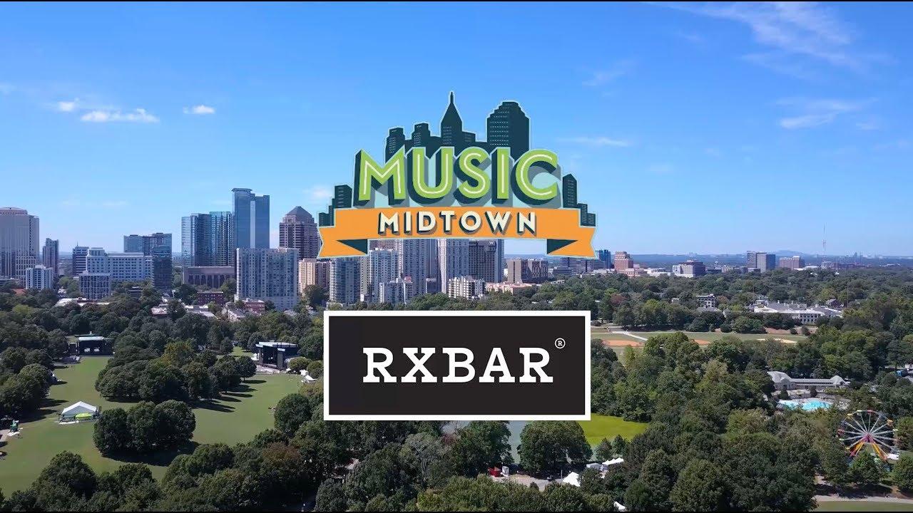 RXBAR | Music Midtown 2018
