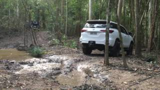 Toyota Fortuner Off Road CTP80