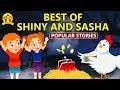 Best of Shiny and Sasha Stories - Hindi Kahaniya | Bedtime Stories | Moral Stories | Koo Koo TV