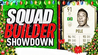 FIFA 20 SQUAD BUILDER SHOWDOWN ADVENT CALENDAR!!! Is Pele the best player on the game?!?!