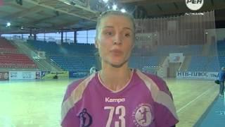 Астраханочка на Чемпионате России по гандболу16+