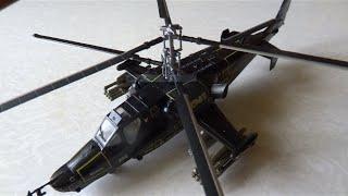 [Э.Т.О.] - Обзор модели вертолёта Ка-50 | НеФормат (HD)(Решил попробывать себя на ниве простых видео с обзором - в данном случае - масштабной модели. Пишите в коммен..., 2015-05-30T14:08:00.000Z)
