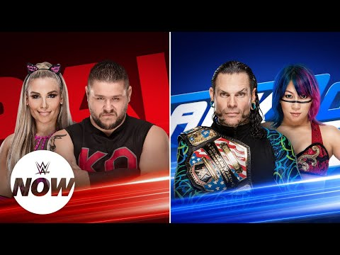 WWE Superstar Shake-up 2018 full results: WWE Now
