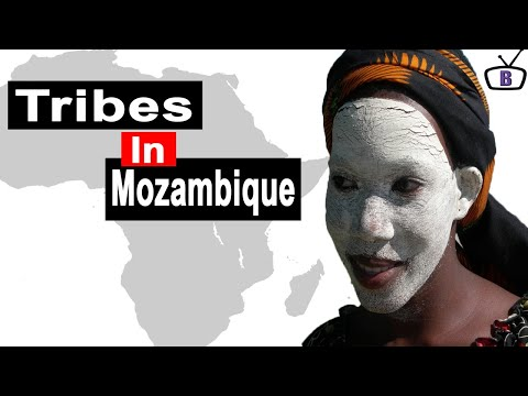 Major ethnic groups in Mozambique and their peculiarities