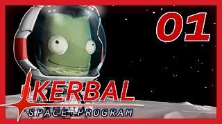 🚀 Getting Started - Kerbal Space Program: Career Part 1