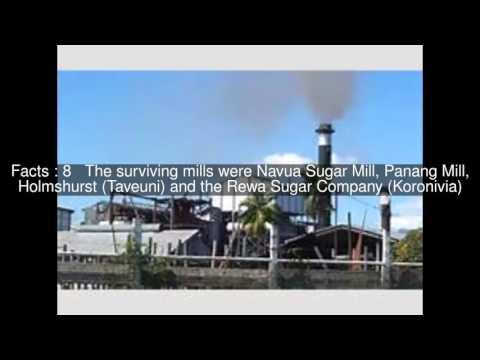 Sugar mills in Fiji Top  #13 Facts
