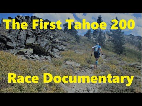 Tahoe 200 Endurance Run - 2014 Race - Kerry Ward