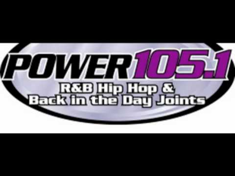 SteffNasty feat. KrissiLuv Loving You No More(R&B Remix) on POWER 105.1 FM