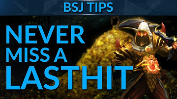 Never Miss a Last Hit: CREEPS HATE HIM | Dota 2 Guide