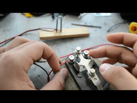 How to make a Spark Gap Transmitter