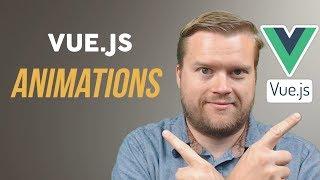 Vue.js Animation Crash Course