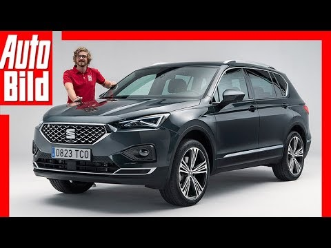 seat tarraco 2018 sitzprobe details review youtube. Black Bedroom Furniture Sets. Home Design Ideas