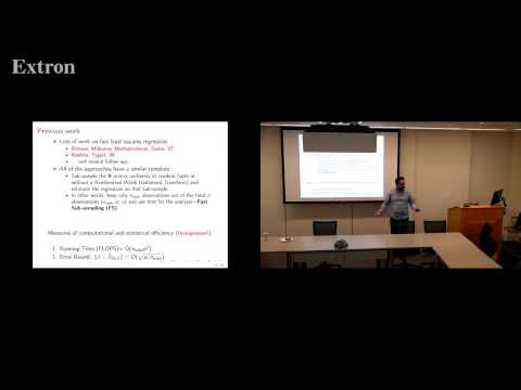 Applied Stats 3/8/17 - Paramveer Dhillon on YouTube