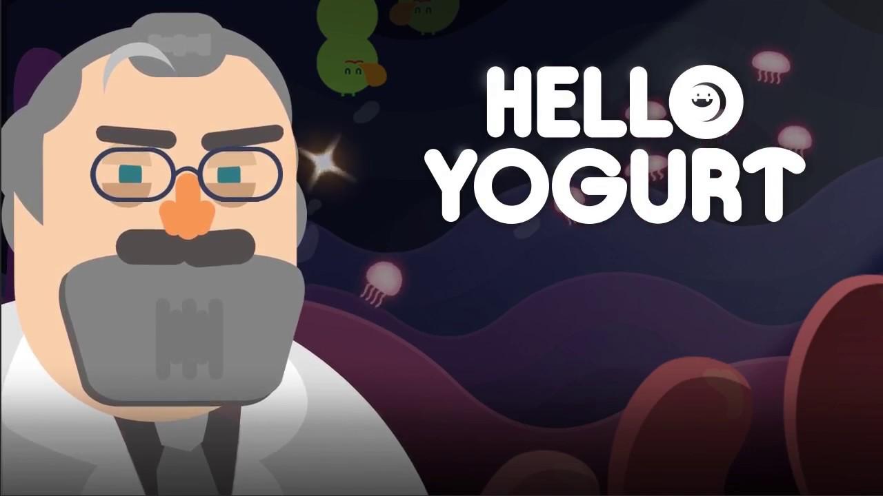 Hello, Yogurt Trailler (gameplay version)