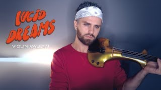 Juice WRLD - Lucid Dreams violin cover