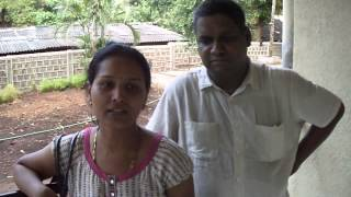 Vicente Greens Apartments in Goa - review by Darshan & Poonam Kamulkar