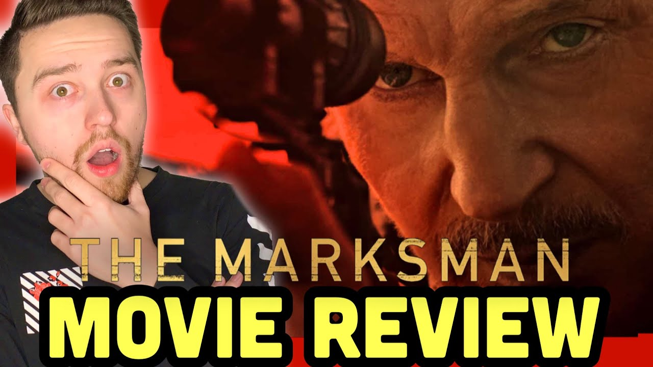 Review: Neeson's 'The Marksman' features an interesting ...