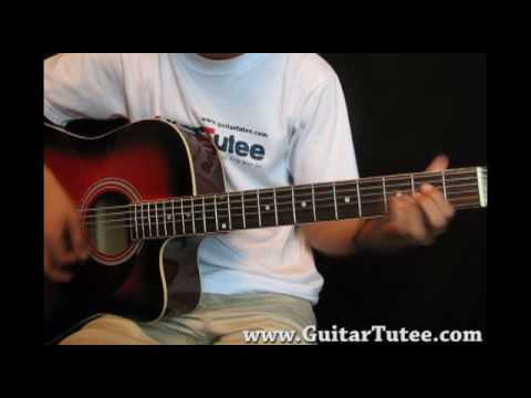 Our Lady Peace - Clumsy, by www.GuitarTutee.com