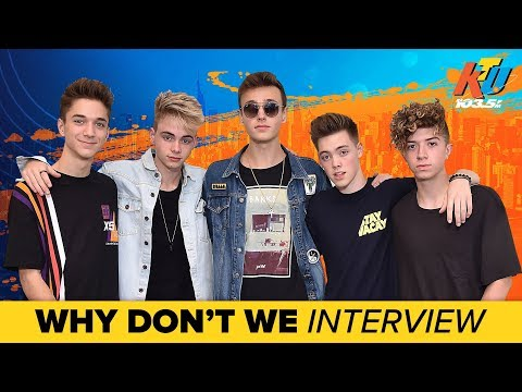 Why Don't We Play Boy Band Beat Shazam & Sing Acapella