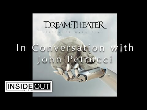 DREAM THEATER - In Conversation with John Petrucci