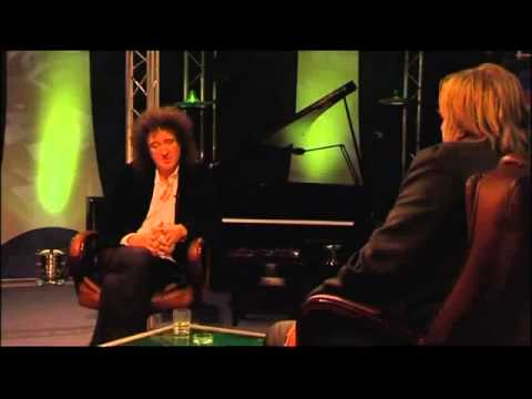 Brian May interview 2012
