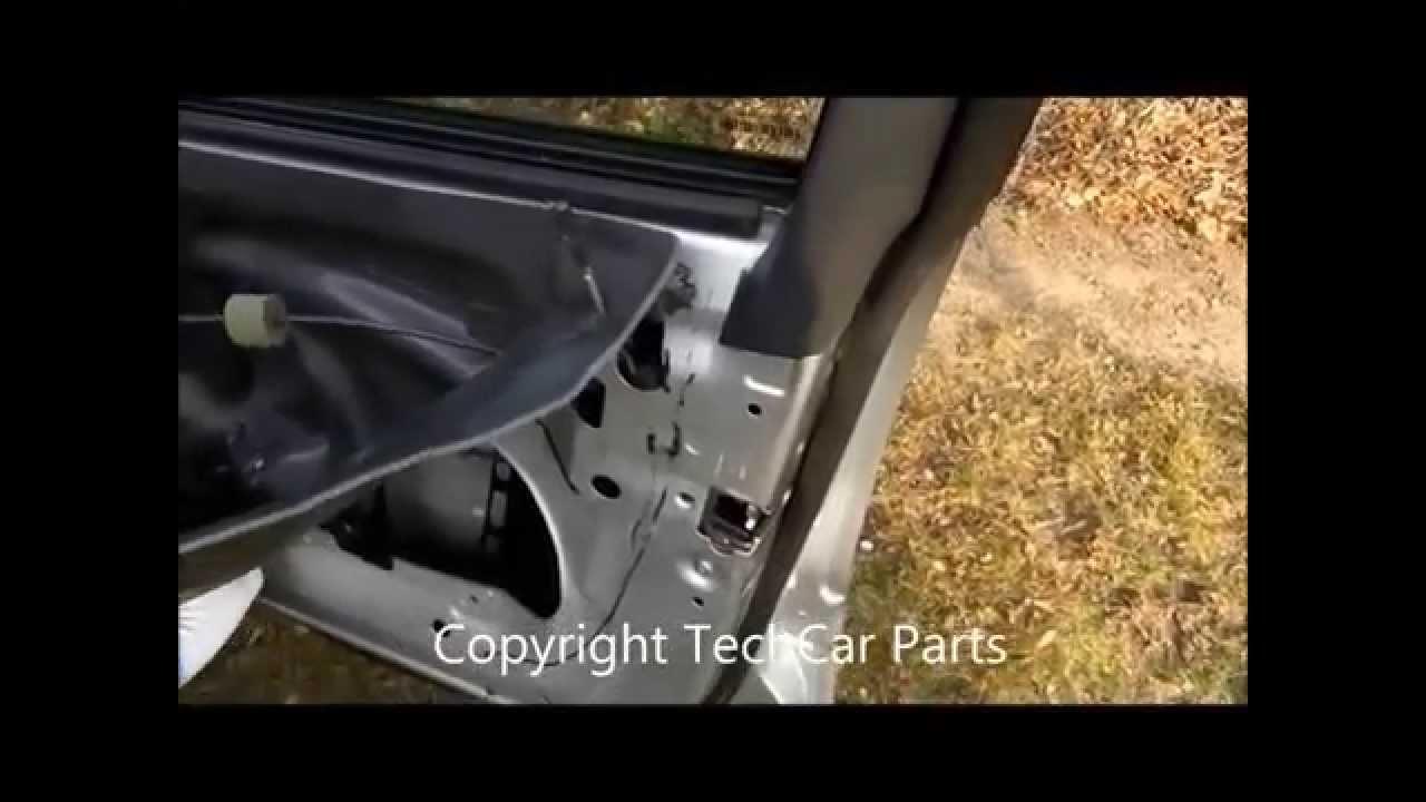 Mb W211 T 252 Rverkleidung Ausbauen Desmontar Panel Puerta Mercedes W211 Youtube