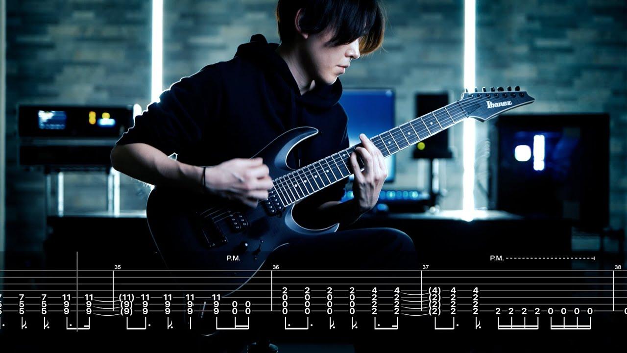 Spiritbox - Secret Garden Guitar Cover Screen Tabs