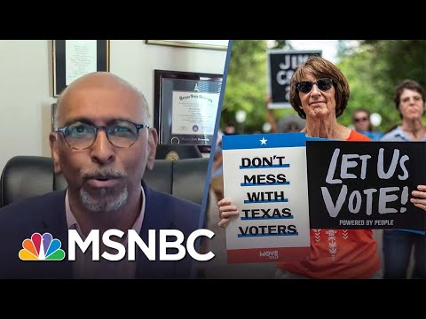"""Michael Steele: """"A Stronger Counterattack On Voting Restrictions"""