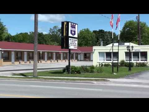 Owen Sound Ontario,  Knights Inn Motel