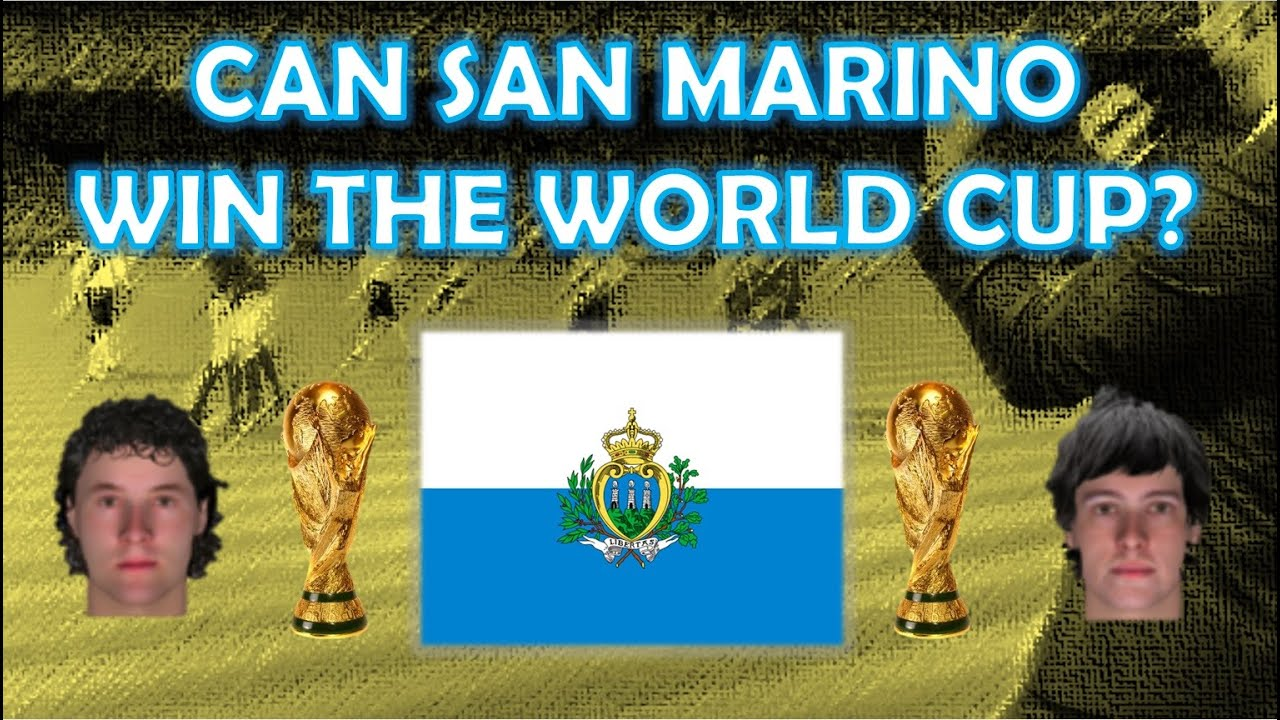 Can san marino win the world cup part 1 football manager experiment youtube - Mobilifici san marino ...
