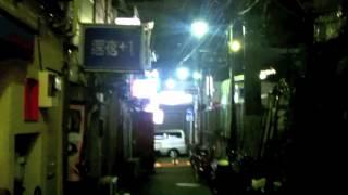 Shinjuku Golden Gai【新宿ゴールデン街】2012/04/18