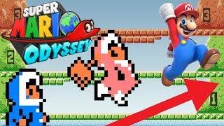 Mario Odyssey's INSANE 'Ice Climber' Challenge!