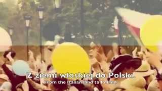 National Anthem: Poland - Mazurek Dąbrowskiego