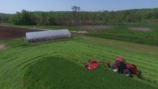 Castle Hill Farm Mowing 5/2017
