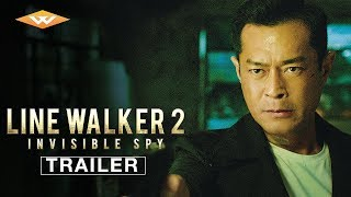 LINE WALKER 2 INVISIBLE SPY (2019) Official Trailer