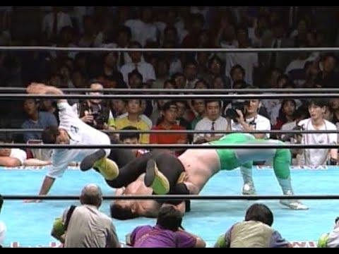 Mitsuharu Misawa vs. Toshiaki Kawada (July 29th, 1993)