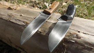 RAVEN y CONDOR: Cuchillos para supervivencia o bushcraft. Knives for survival or bushcraft....