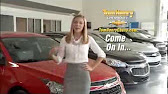 The choice is always Tom Henry Chevrolet - YouTube