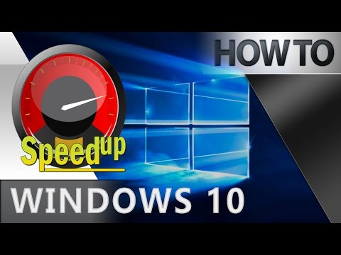 How to fix Windows 10 Lag And  get Faster Performance