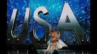 MISS USA Deshauna Barber | NATIONAL COSTUME | Miss Universe 2016-2017