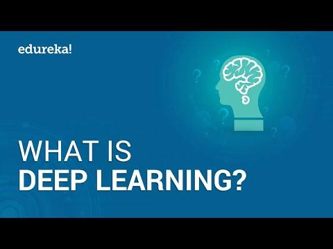What is Deep Learning | Deep Learning Simplified | Deep Learning Tutorial | Edureka