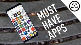 Top 10 Apps - 10 Android Apps you NEED in 2017.
