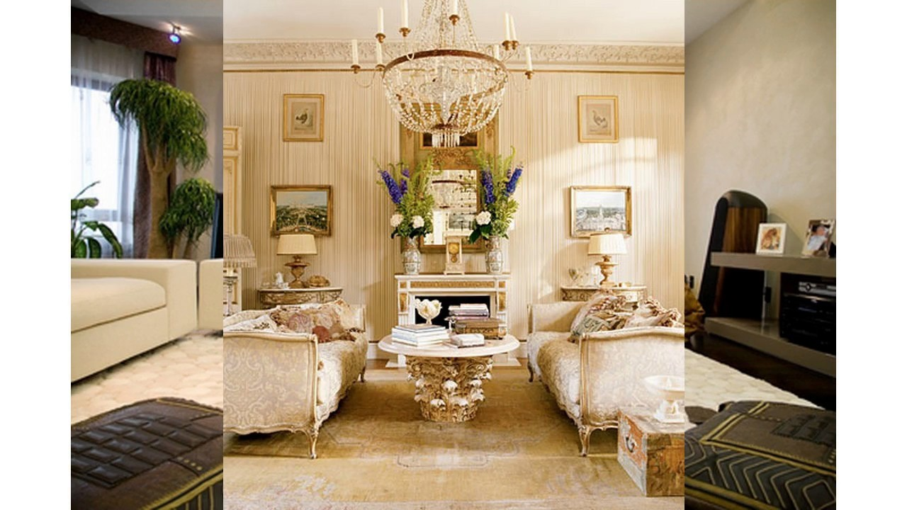Formal living room decorating ideas - YouTube