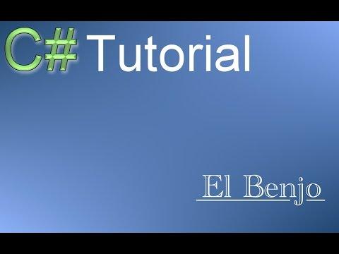 C# Ping tutorial y código fuente