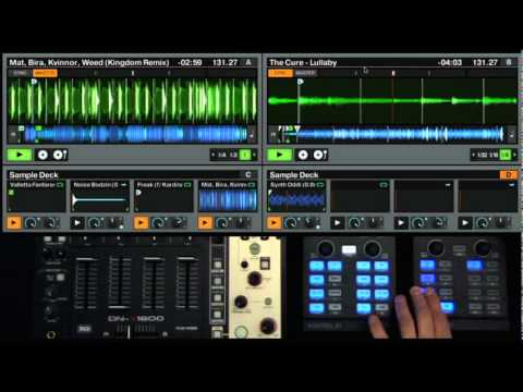 TRAKTOR 2 PRO Introduction - Overview - Native Instruments
