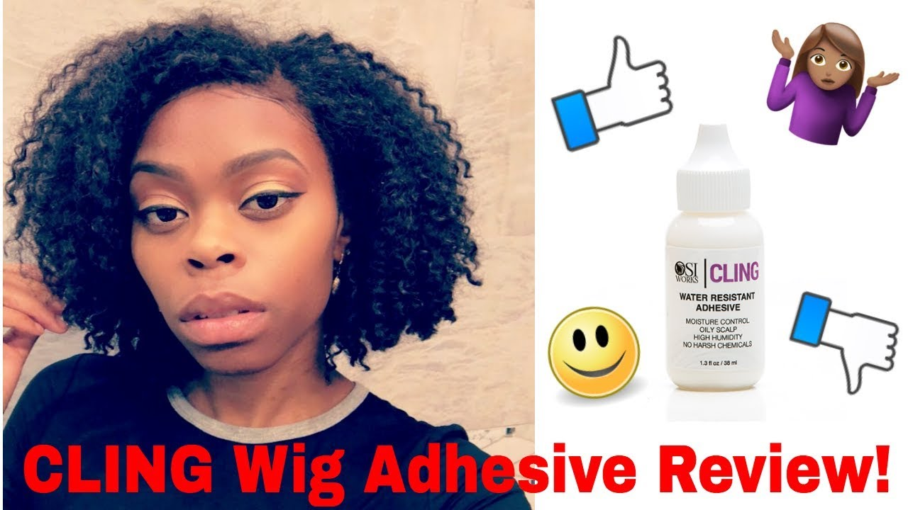 Cling Wig Adhesive Review Honest Pros And Cons About Cling