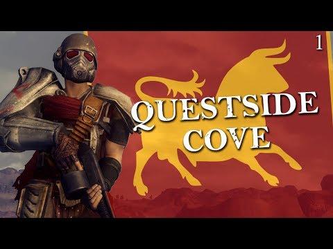 New Vegas Mods: QuestSide Cove! - Legion Quests! - Part 1